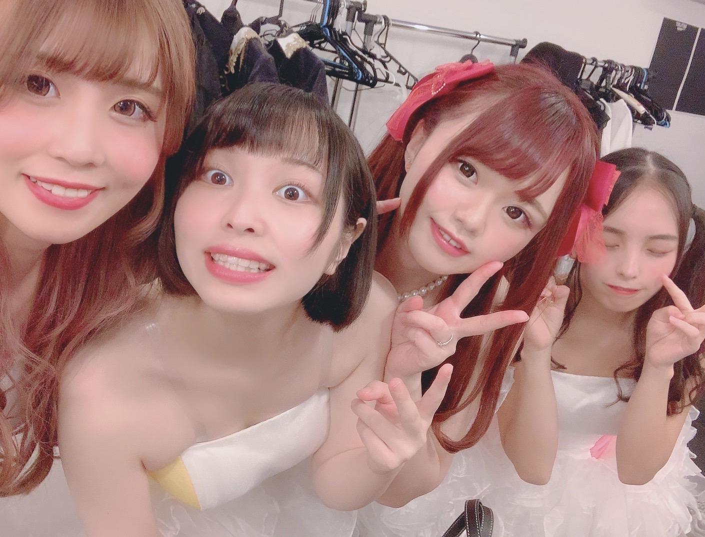 アイドルグループ道玄坂69 コスプレ団体撮影会画像